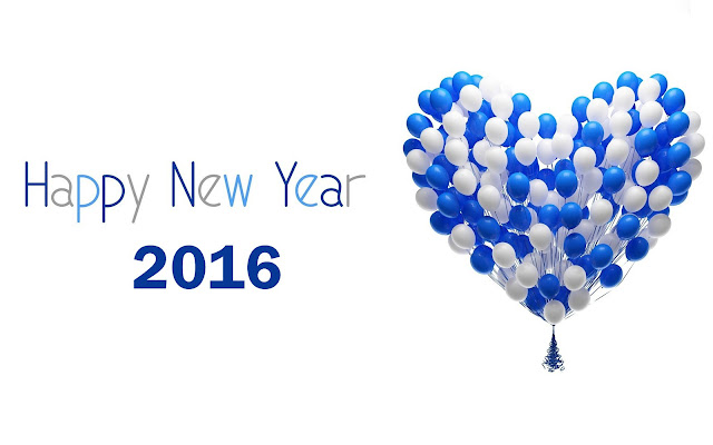 Happy New Year 2016 HD Image for Whats app