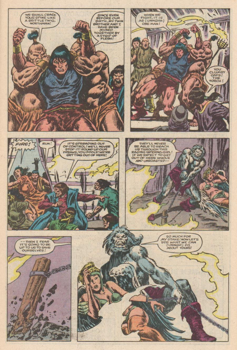 Conan the Barbarian (1970) Issue #168 #180 - English 8