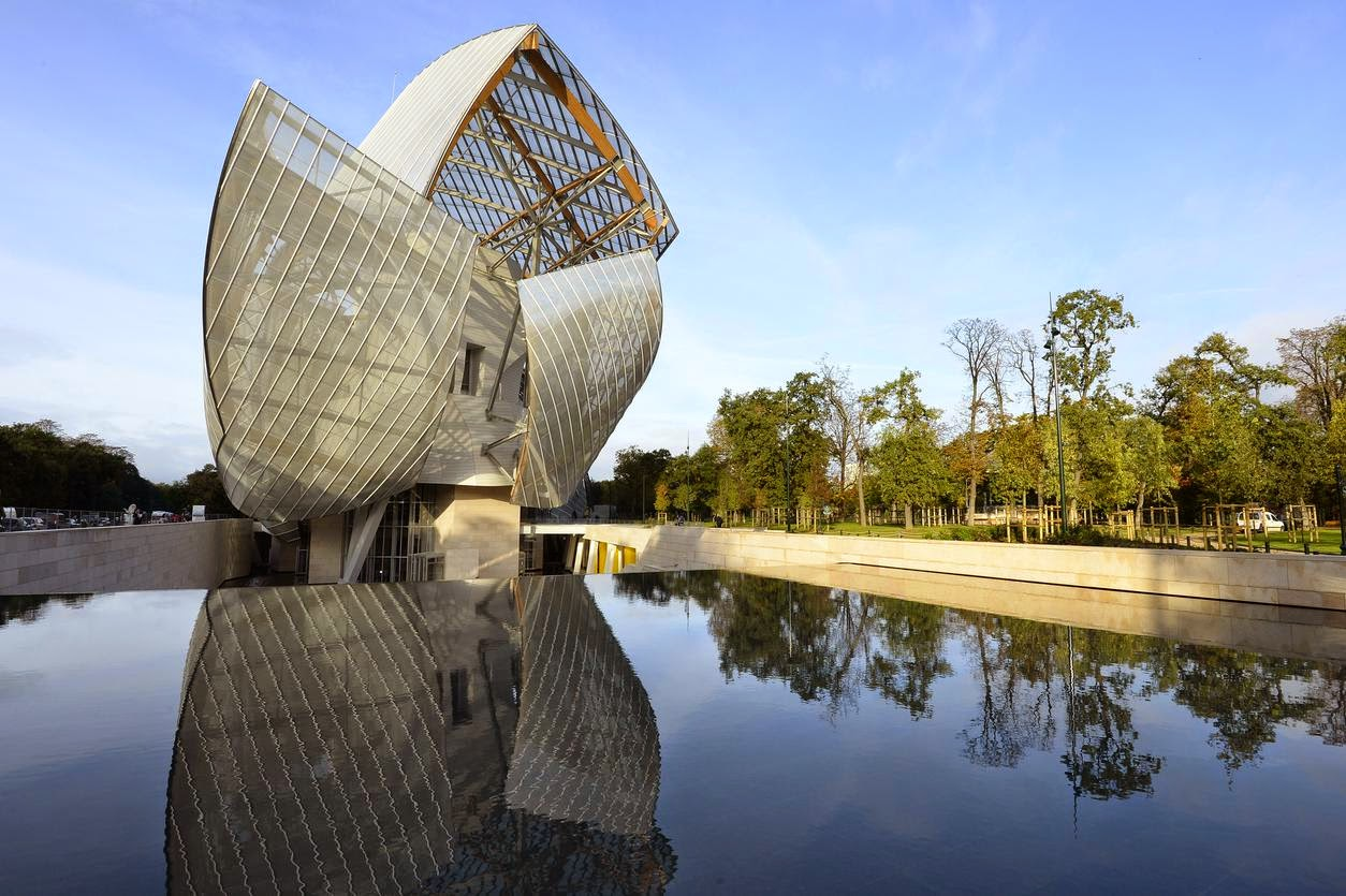 The Fondation Louis Vuitton. Credit Bertrand Guay/AFP, via Getty Images   Beyond the Périphérique of Paris, a flurry of new sites.