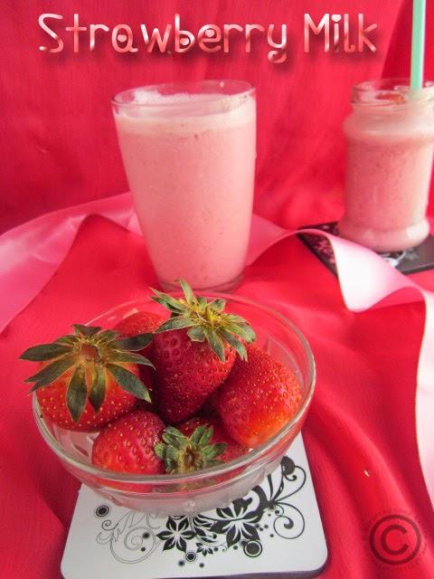 strawberry-milk-shake-at-home