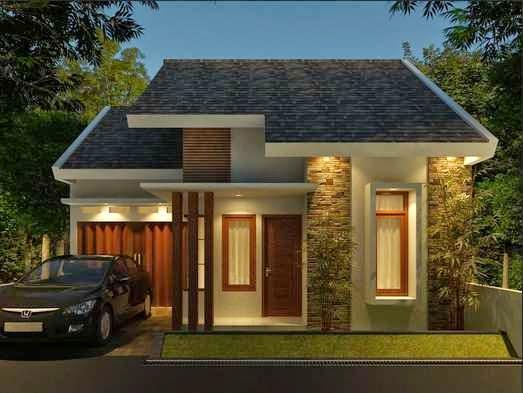 model rumah minimalis sederhana 8