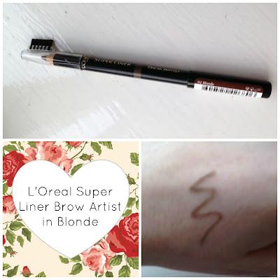 L'Oreal Super Liner Brow Artist