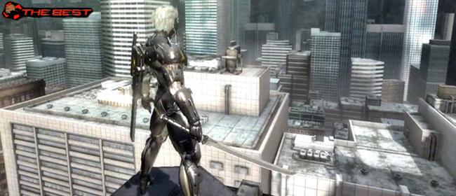 Konami libera tres nuevos trailers para Metal Gear Rising
