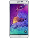 Samsung Galaxy Note 4 - White
