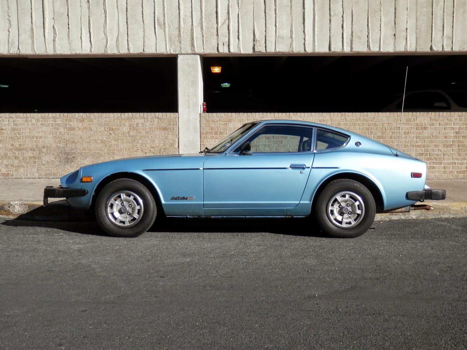 Shifting Gears: Random Car Wednesday: 1977 Datsun 280Z