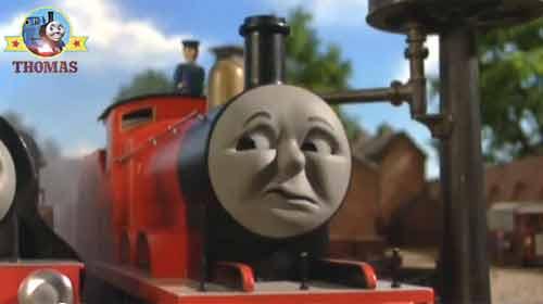 Thomas The Tank Engine Emily The Train Railway New Route