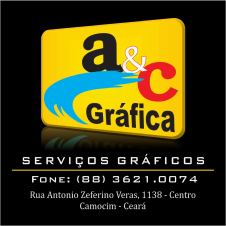 A&C GRÁFICA - (88) 3621-0074