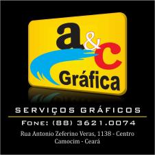 A&C GRÁFICA - (88) 3621-0074