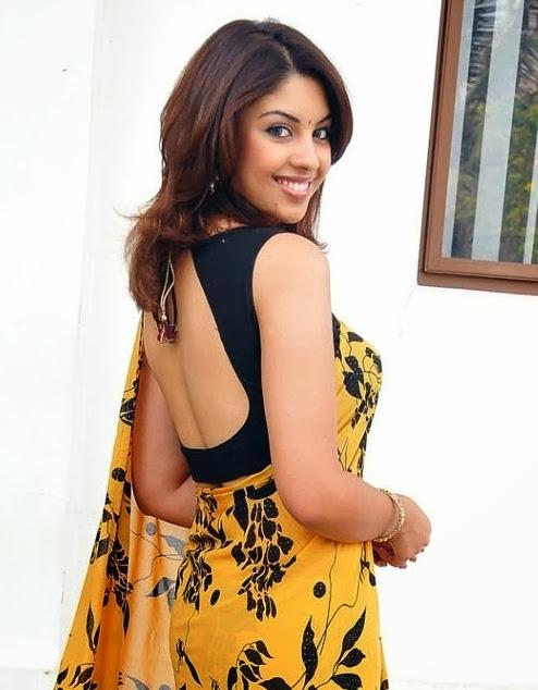Richa Gangopadhyay In Saree
