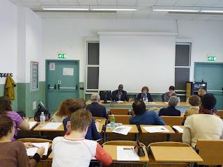 Emilia Perassi, Laura Scarabelli, Irina Bajini, M'bare N'gom