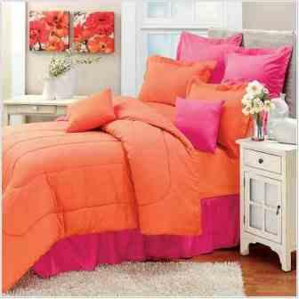 Solid Color Comforters