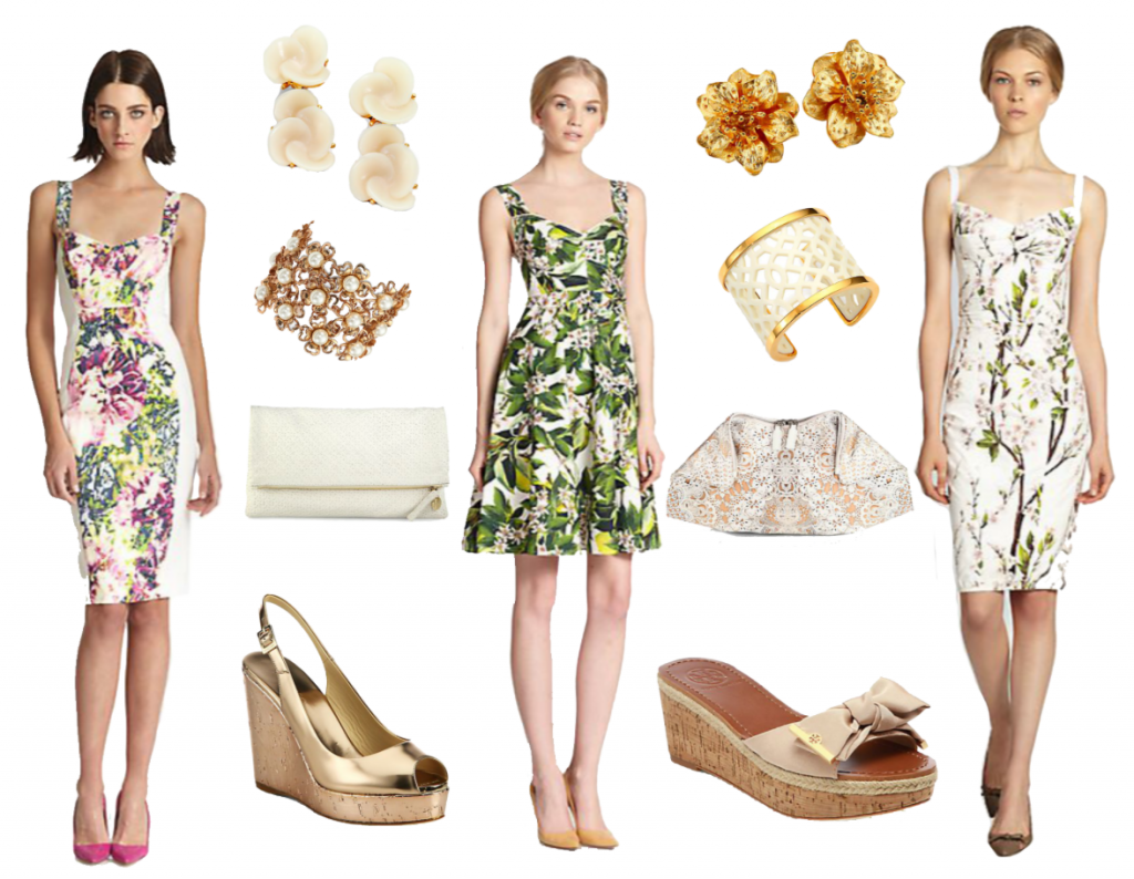 Maridadi fashion news blog garden engagement party tips on what to wear for What to wear to a garden party