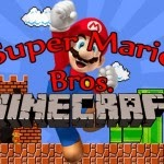 Super Mario Minecraft New Bros Map 1.7.10/1.7.9/1.7.2