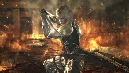 Download Metal Gear Rising: Revengeance Game PC