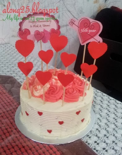 blog along25 rainbow cake murah sedap lawa