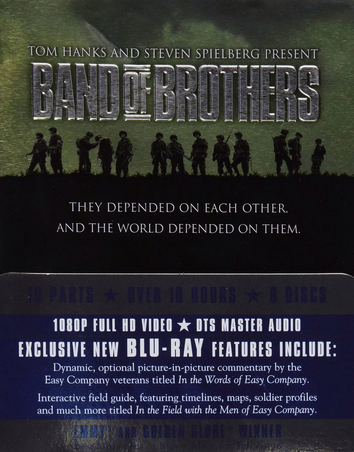 Band of Brothers Blu-ray Movie