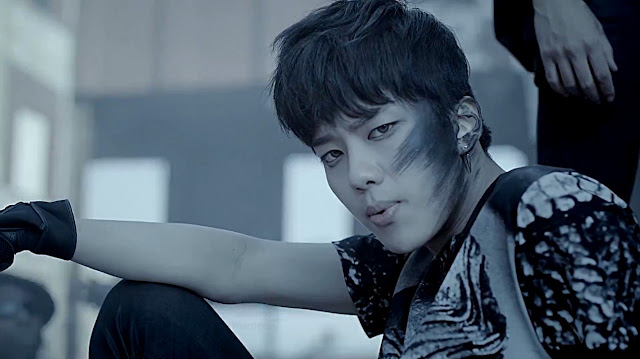 b.a.p badman mv screencap youngjae