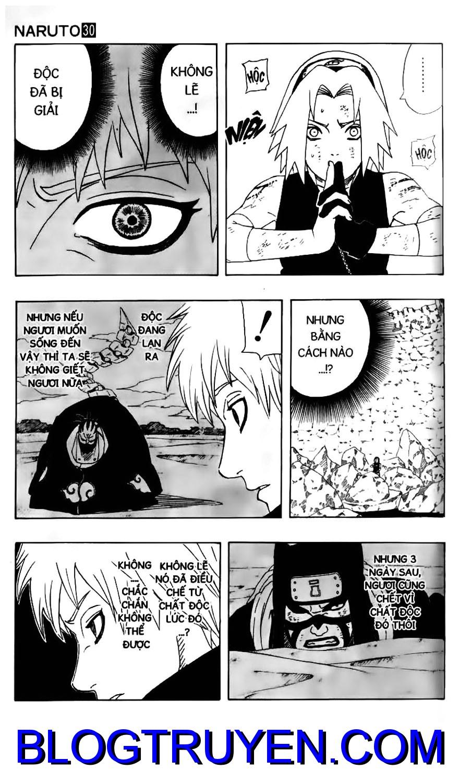 Naruto chap 271 Trang 5 - Mangak.info