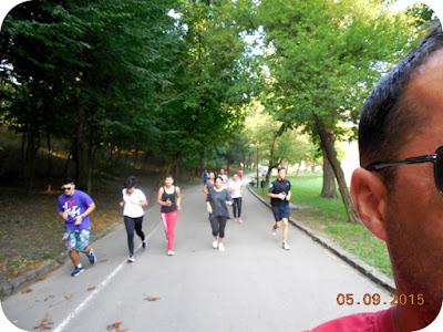 Alergam pentru Spitalul Copiilor