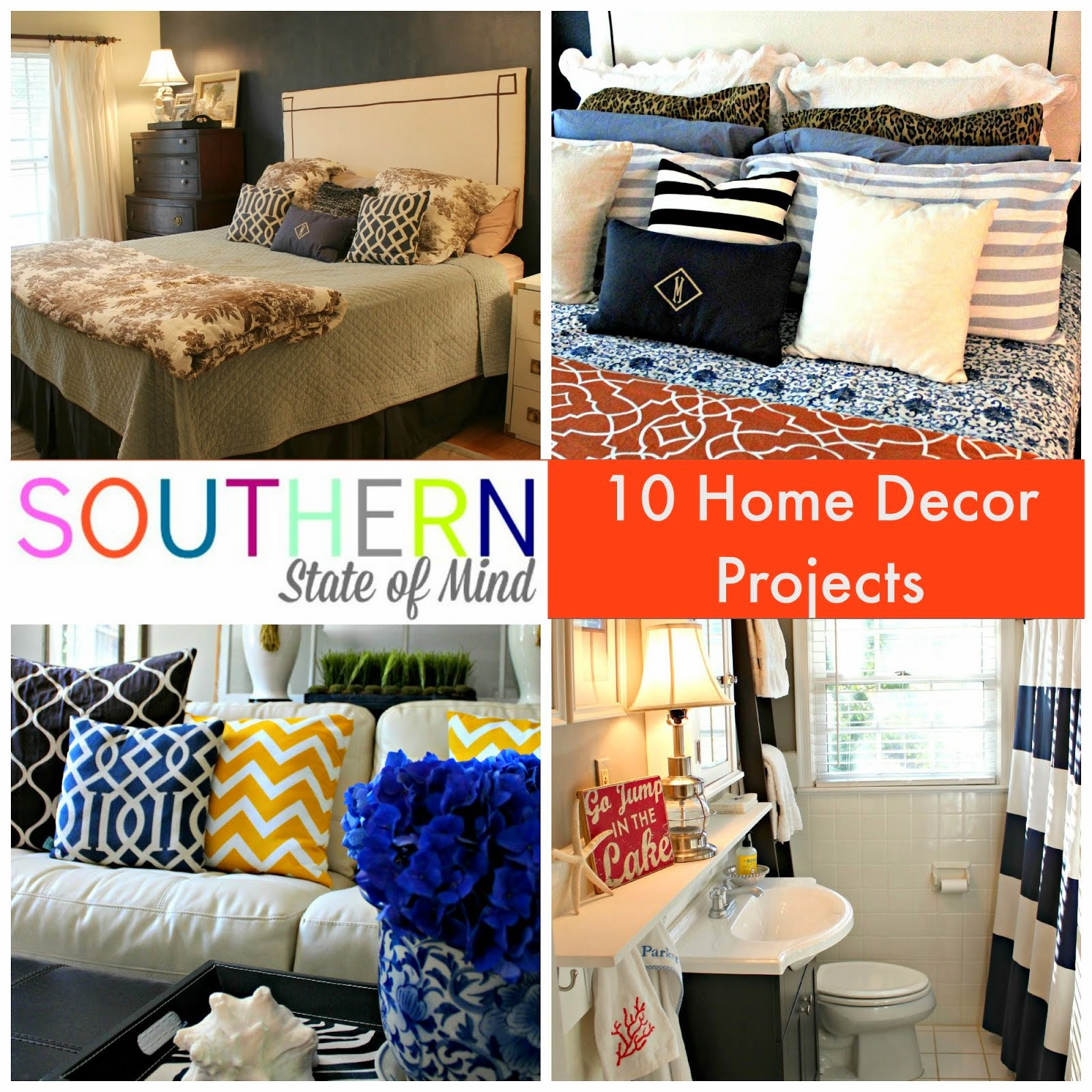 10 Home Decor Projects