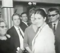 Propaganda da famosa Cantina e Confeitaria São Gabriel, na capital paulista, nos anos 60.