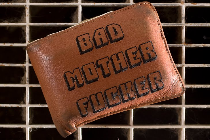 lastdeviant: wayward thoughts: rot: bad mother fucker wallet, Hause ideen