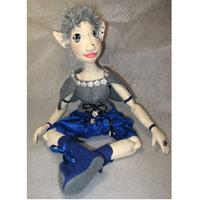 Текстильные шарнирные куклы и игрушки, папье маше блоги каталог список топ