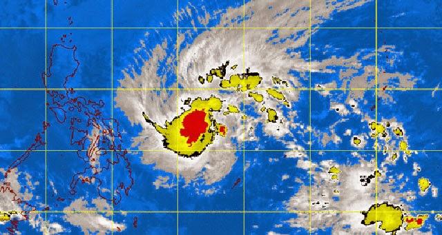 Storm Amang 2015