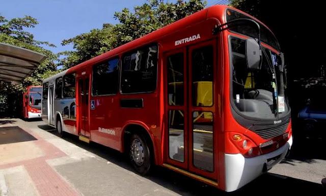 Nova tarifa ônibus metropolitanos Santa Luzia-BH