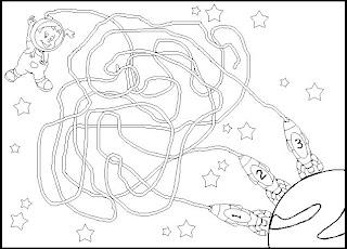 Coordenação Motora Labirintos