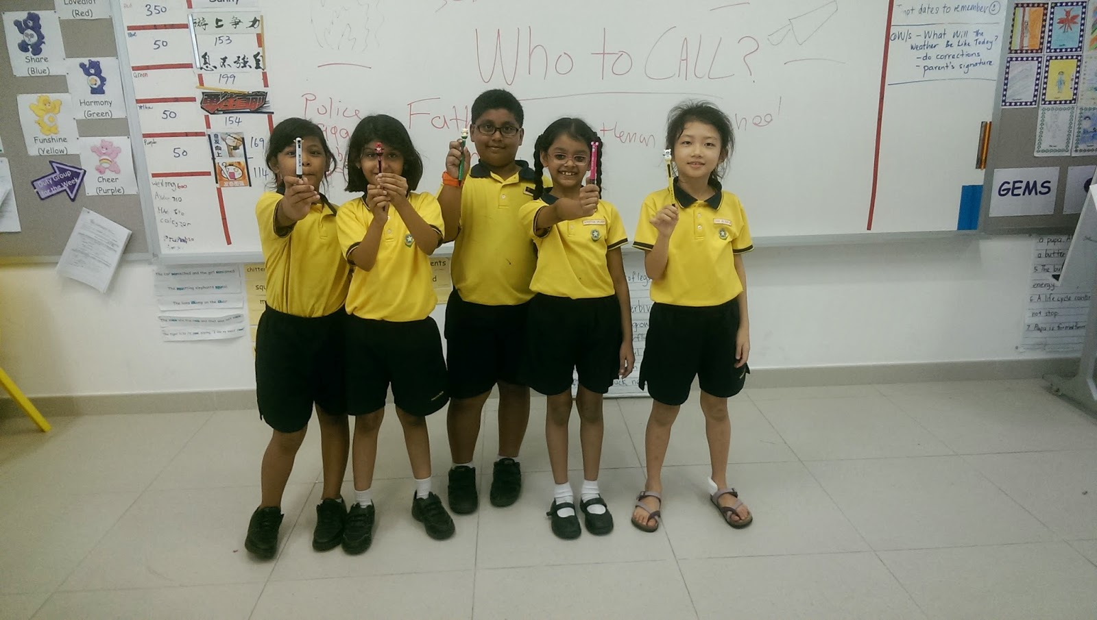 My 4 months Internship Experience as PE Teacher @ Punggol View Primary (In Images)