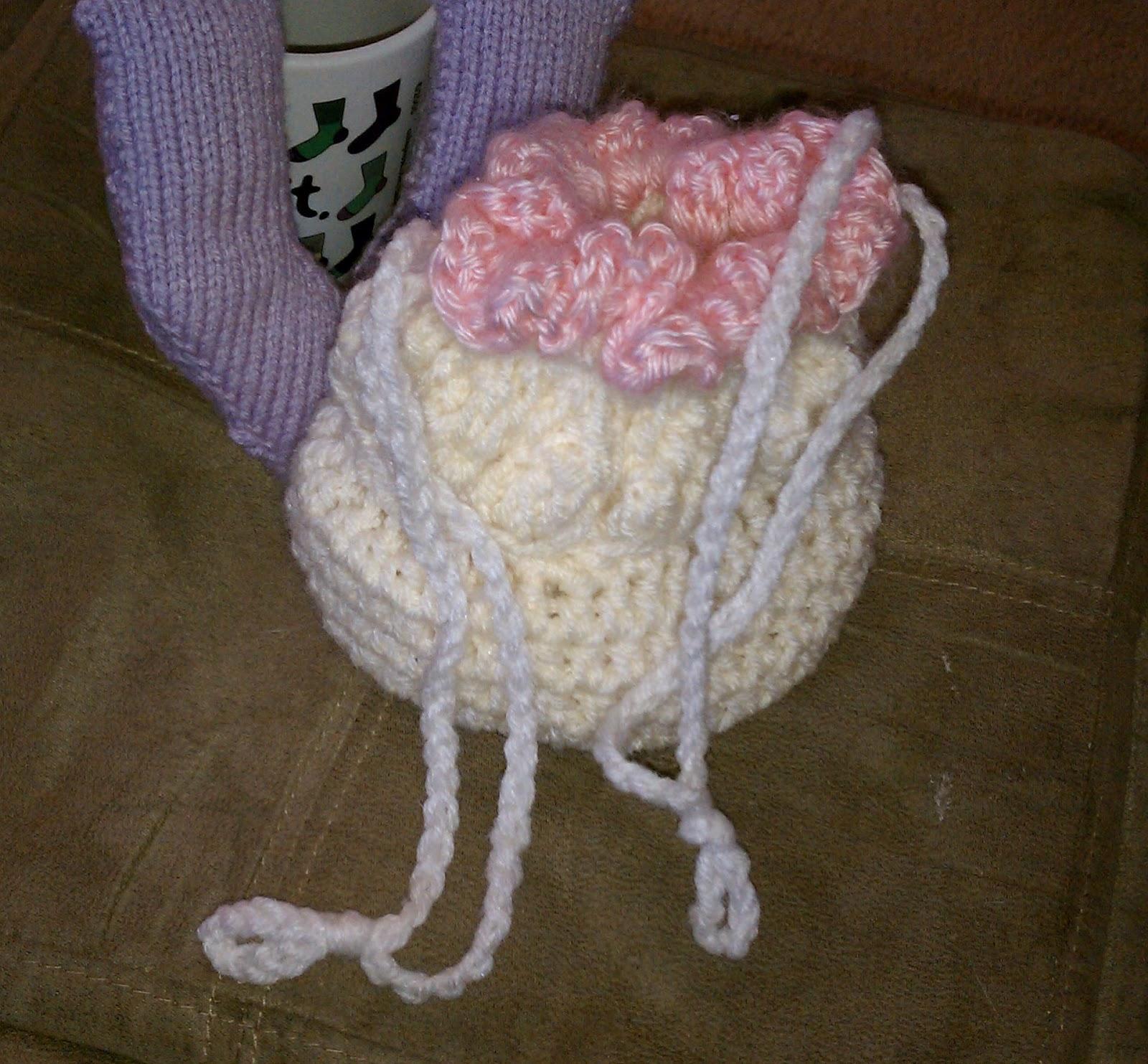 Pretty Knitty Jewelry: April 2012