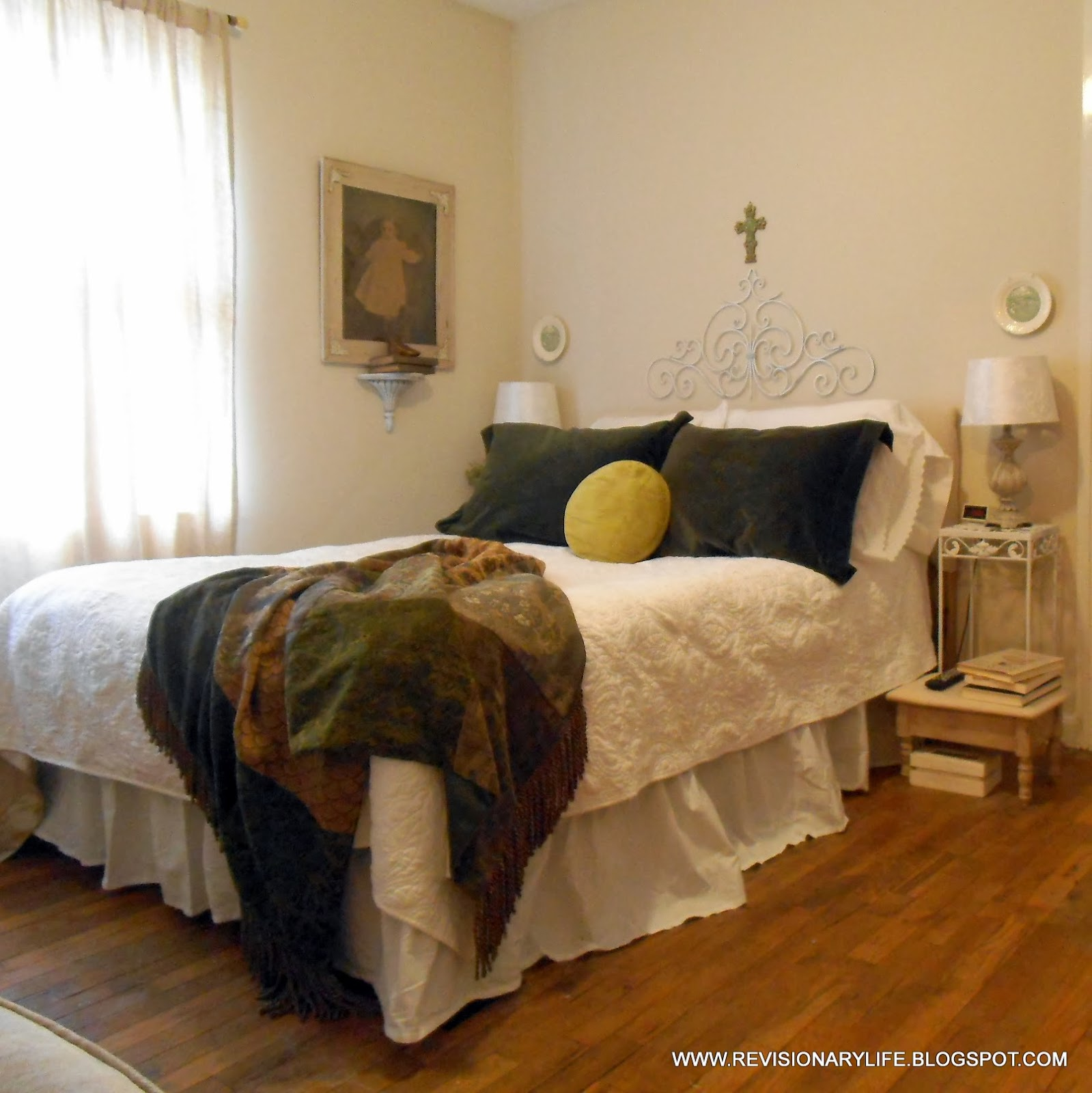 Revisionary Life Reveal Middle Bedroom In Winter Part 1