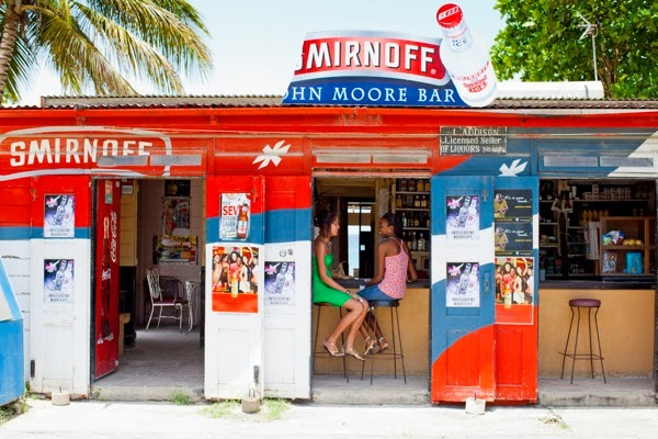 John Moore Bar in Barbados