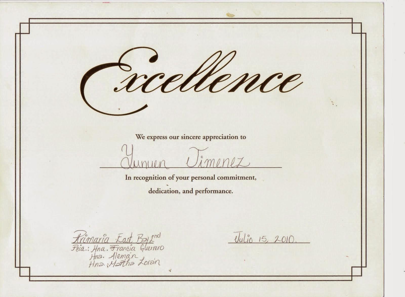 LDS Recognition