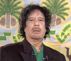 Gaddafi