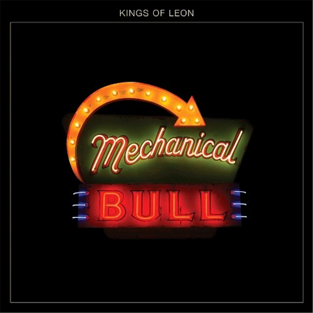 Kings Of Leon - Mechanical Bull - copertina tracklist traduzioni testi video download