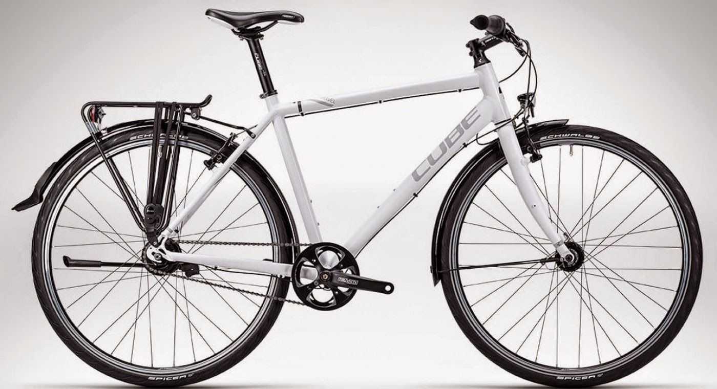 Cube Travel Pro RF Hybrid Bike 2015