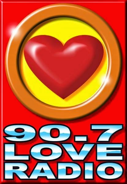 cignal 90.7 love radio