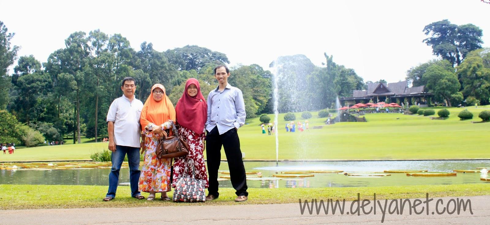 Jalan-Jalan ke Kebun Raya Bogor