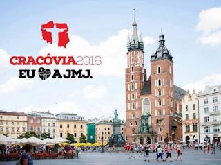 Lançamento Oficial do Site da JMJ na Polonia 2016.