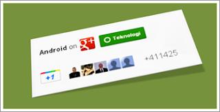 Google +,Google Plus, Menghubungkan Blog Dengan Halaman Google +