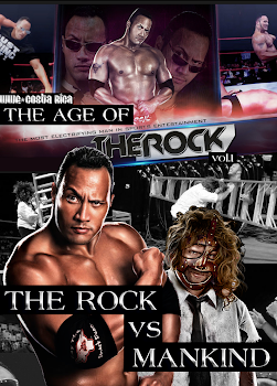 Combo The Age of Rock vol1: The Rock vs Mankind
