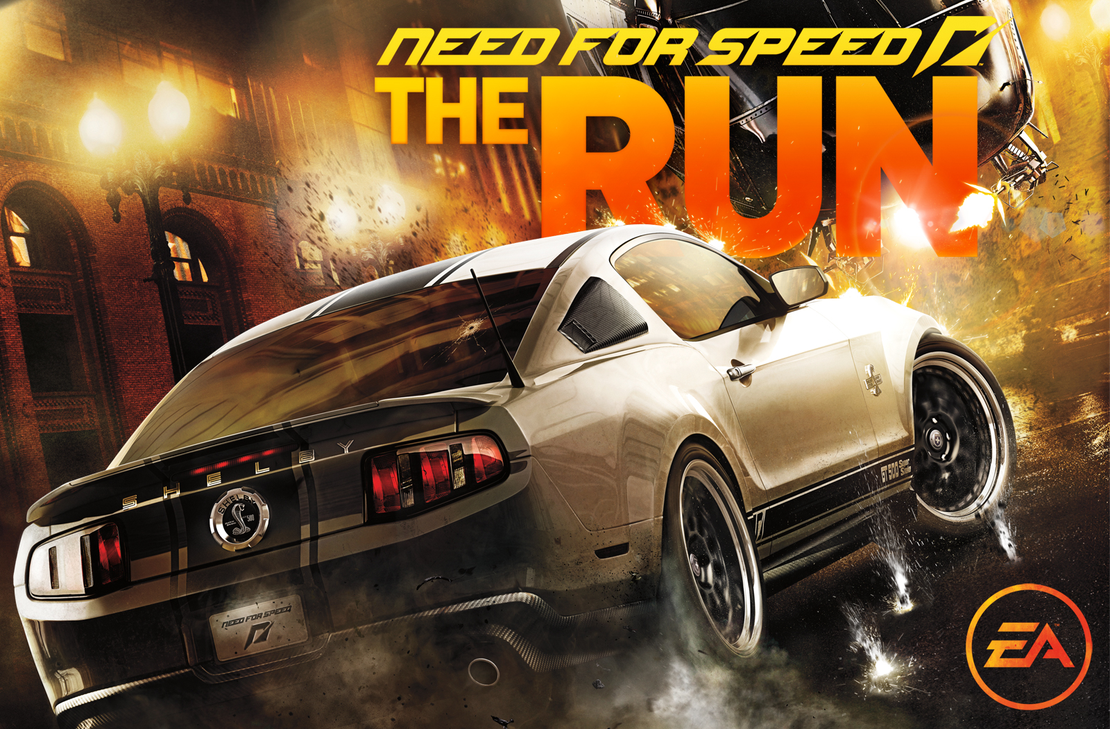 Need for Speed the Run RELOADED