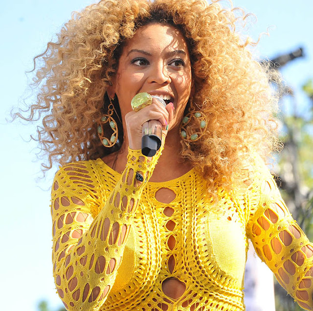 Beyonce in Summer Concert