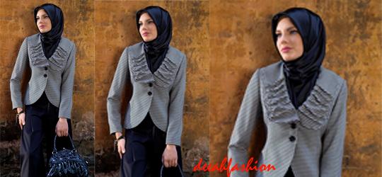 Baju Muslim Untuk ke Kantor OfficeLook1