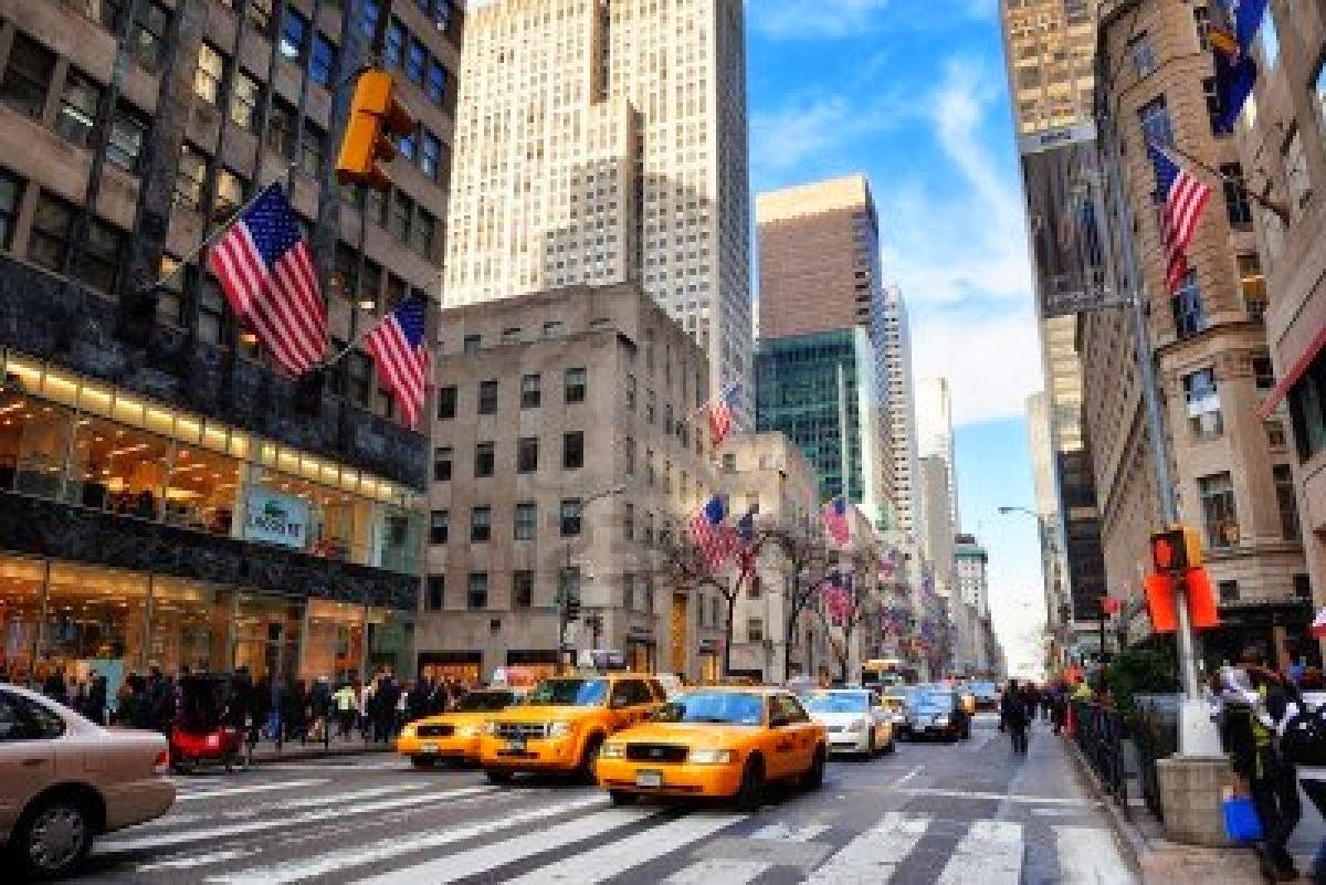 World Visits: Fifth Avenue | A Popular Street In New York ...