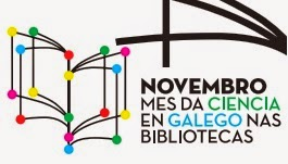 Novembro, mes da Ciencia nas bibliotecas