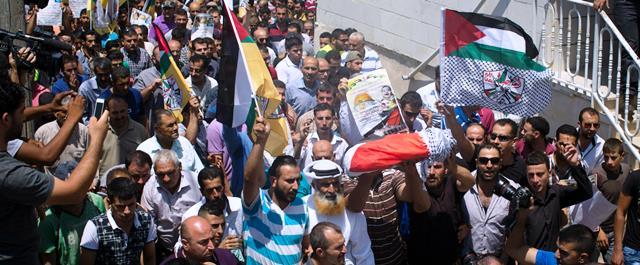 Colonos judeus assassinam criança palestina de 1,5 anos de idade