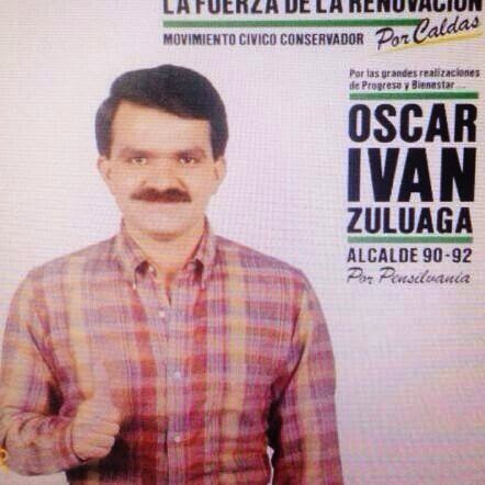 Oscar Iván Alcalde de pensilvania Transilvania Castelvania